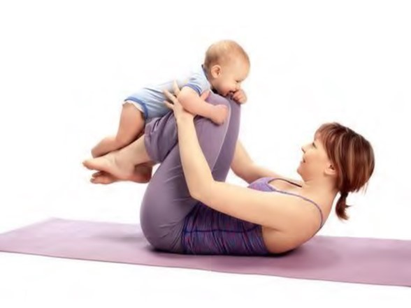 Yoga für Mama & Baby (Postnatal Yoga)
